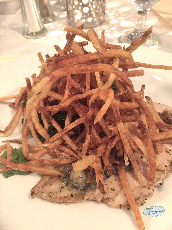 Shoestring fries 1844 House