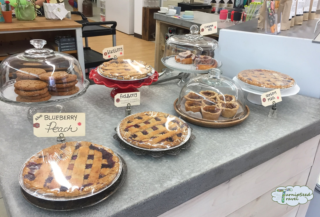 Discovering Perth, Ontario, Restaurants, Where Pie Is