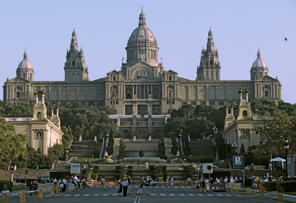 National Museum of Art of Catalonia Barcelona