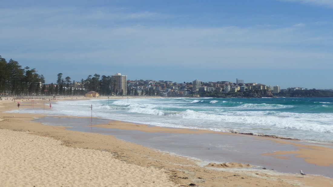 Manly Beach Sydney Australia TurnipseedTravel.com