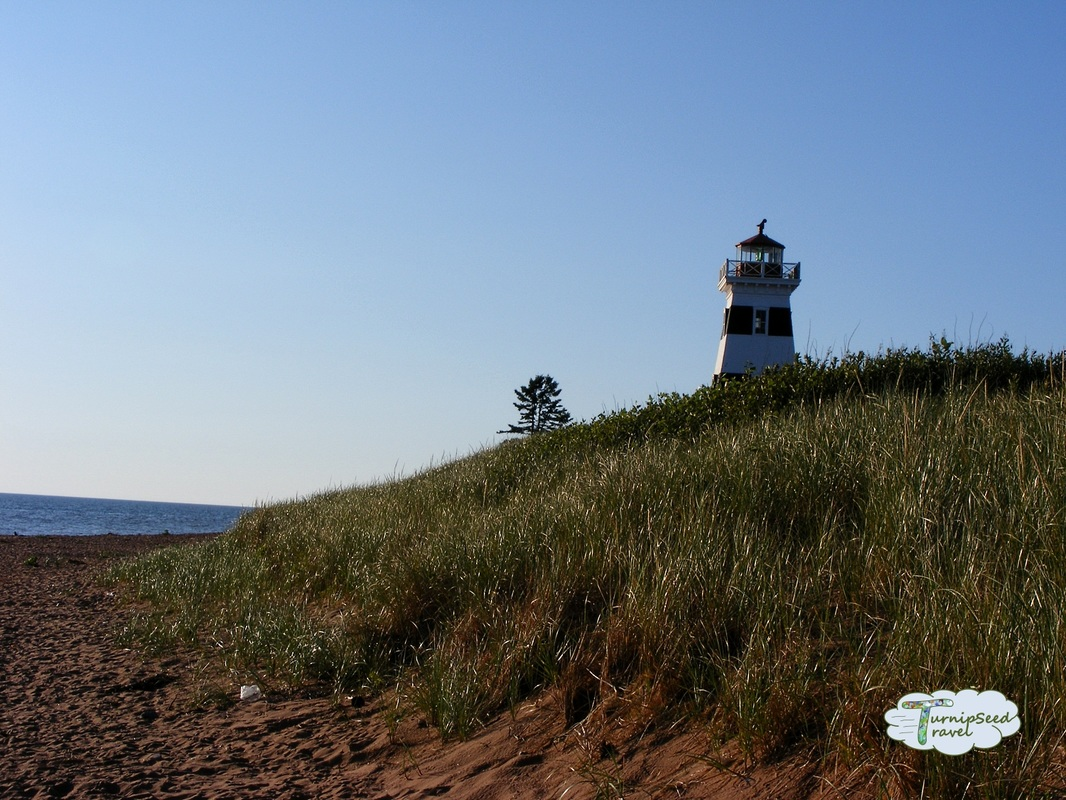 West Point Lighthouse PEI