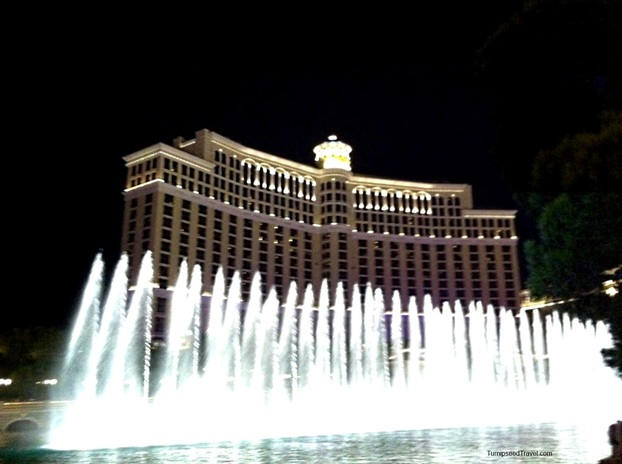 Bellagio Fountains Free Las Vegas TurnipseedTravel.com