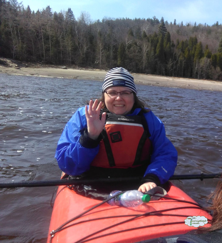 Things to do in Saguenay: Kayaking the Saguenay Fjord Picture