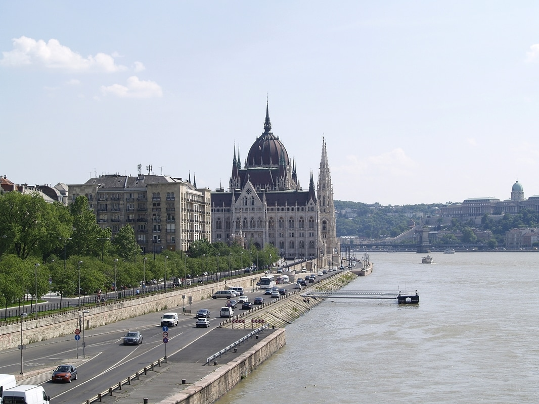 Budapest self guided walking your Hungarian Parliament Buildings