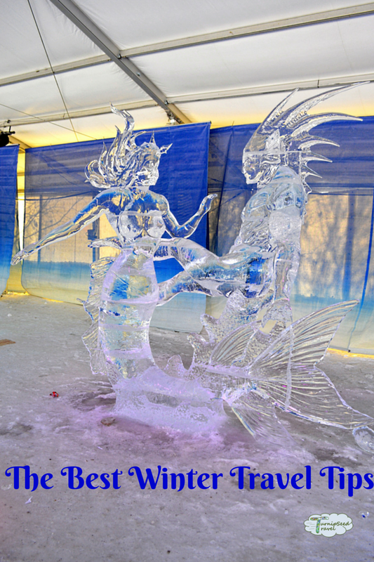 Ice Carving at Ottawa's Winterlude