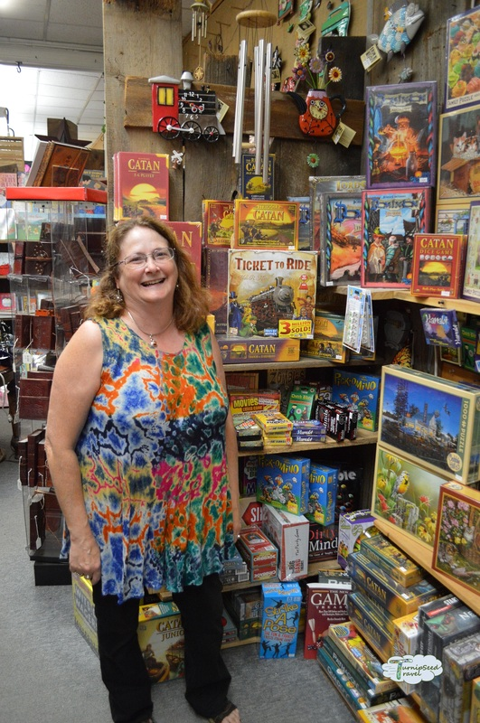 Patina's boardgames and puzzles Ingersoll