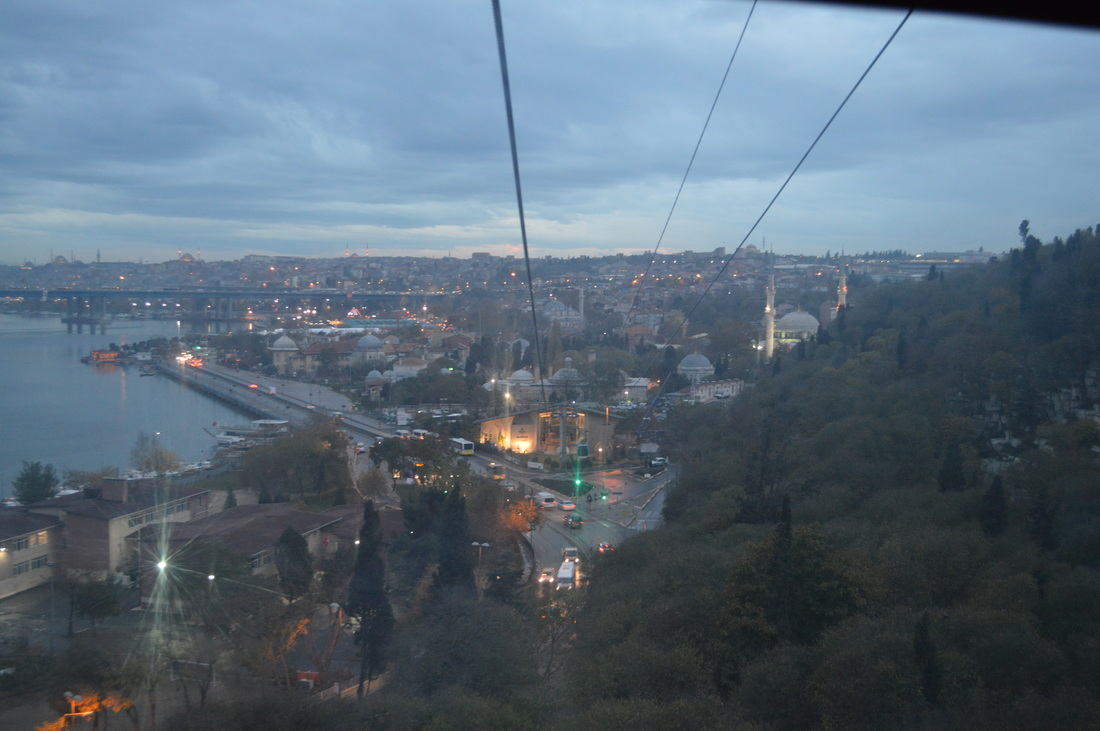 Pierre Loti Hill Cable Car Istanbul TurnipseedTravel.com
