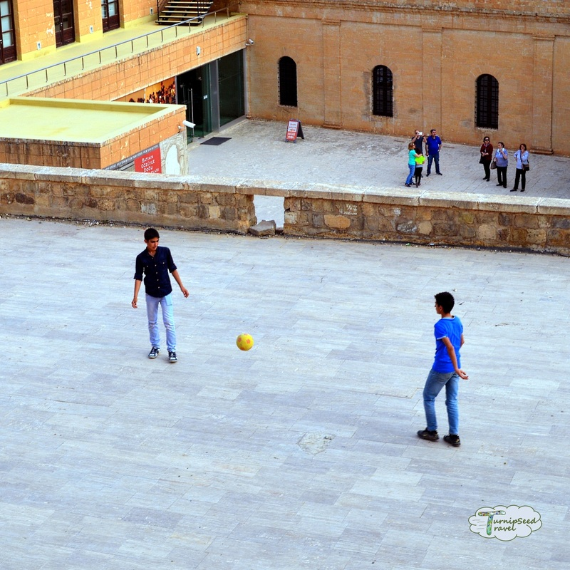 Urfa Mardin Turkey football