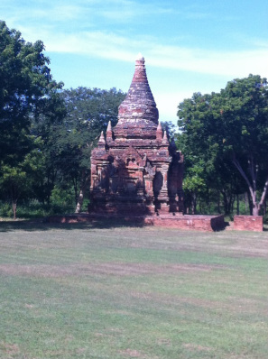 Bagan Myanmar Burma Temple Pagoda TurnipseedTravel.com Golf