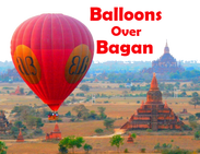 Balloons Over Bagan Logo