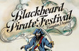 Blackbeard Pirate Festival Logo