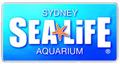 Sydney Sea Life Aquarium Logo