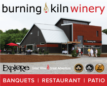 Burning Kiln Winery Logo