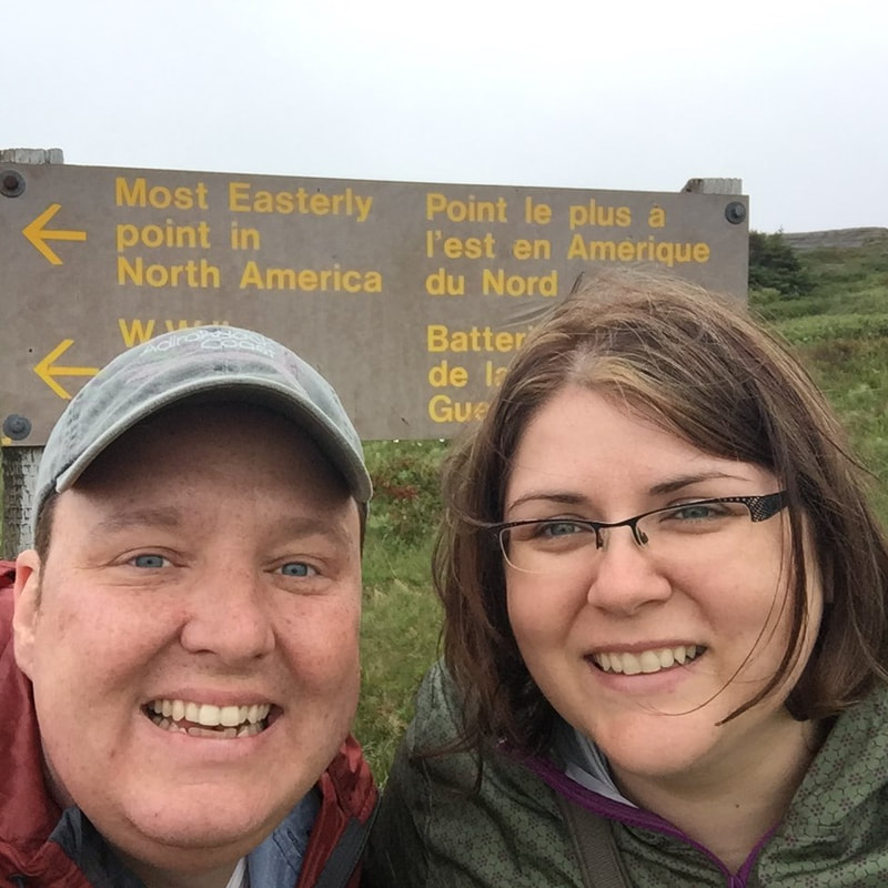 Vanessa and Ryan of Turnipseed Travel in Canada