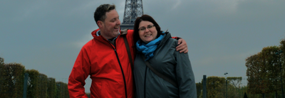 Vanessa and Ryan of Turnipseed Travel in France