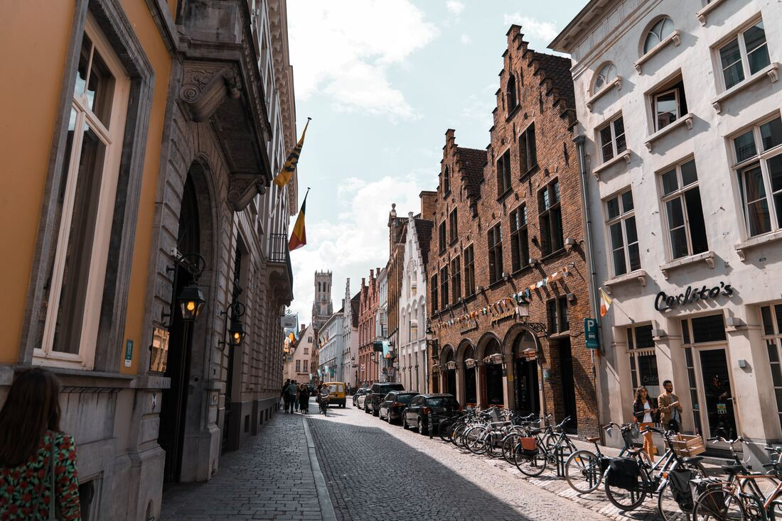 One day in Bruges Picture