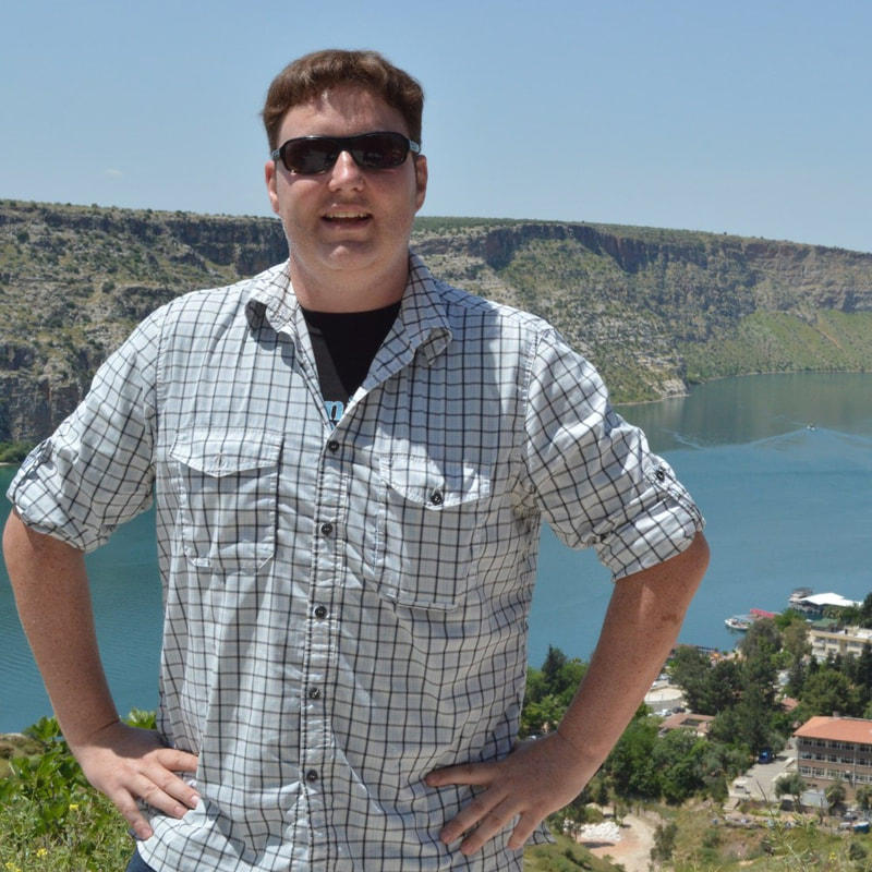 Ryan of Turnipseed Travel in Turkey