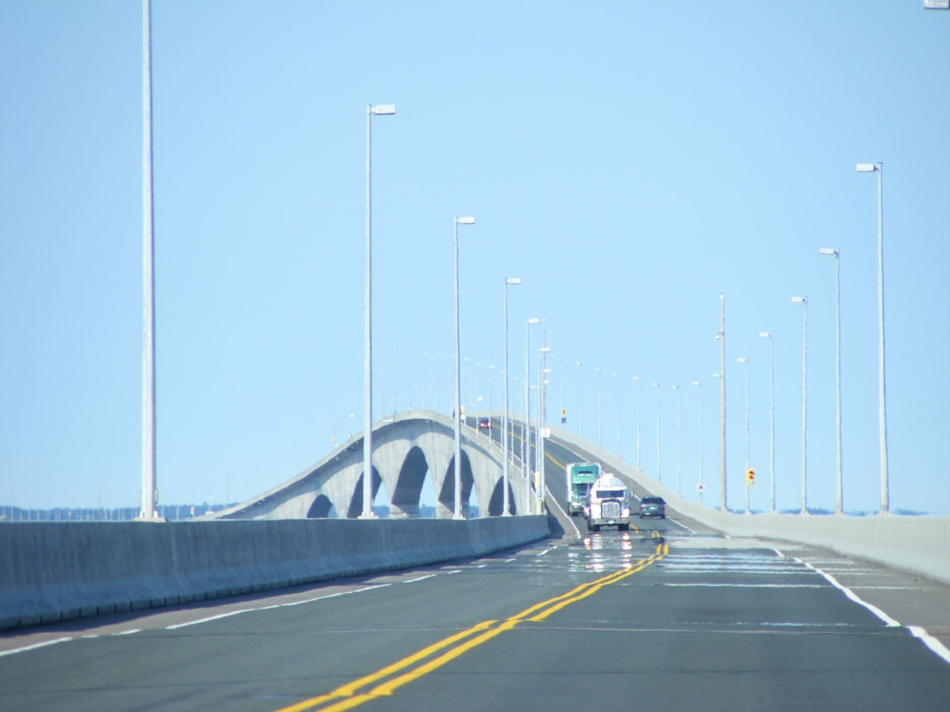 PEI Travel: Confederation Bridge Picture