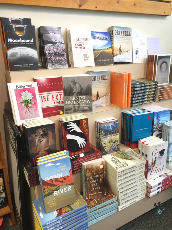 A display of nonfiction books Picture