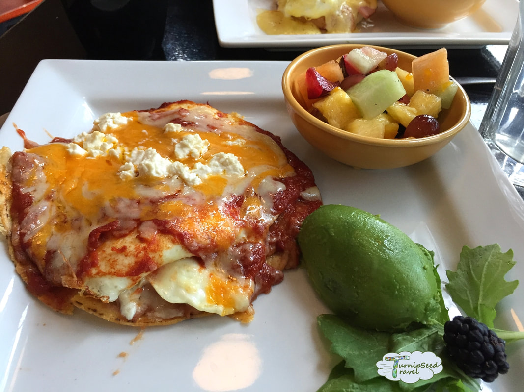 Huevos Rancheros at the Good Food Company in Carleton Place Picture