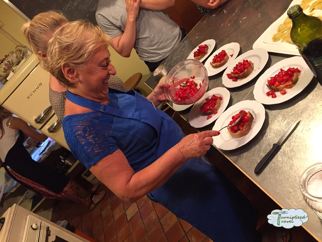 Cooking Class in Rome With Grandma Nonna