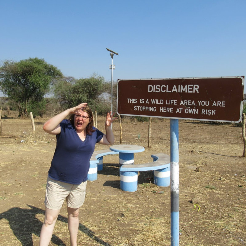 Vanessa of Turnipseed Travel in Botswana