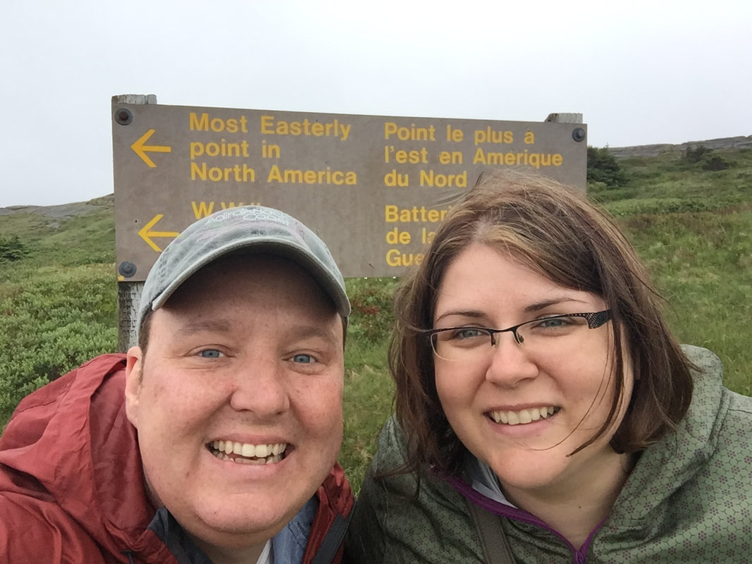 newfoundland ferry from nova scotia Picture: Selfie of Ryan and Vanessa