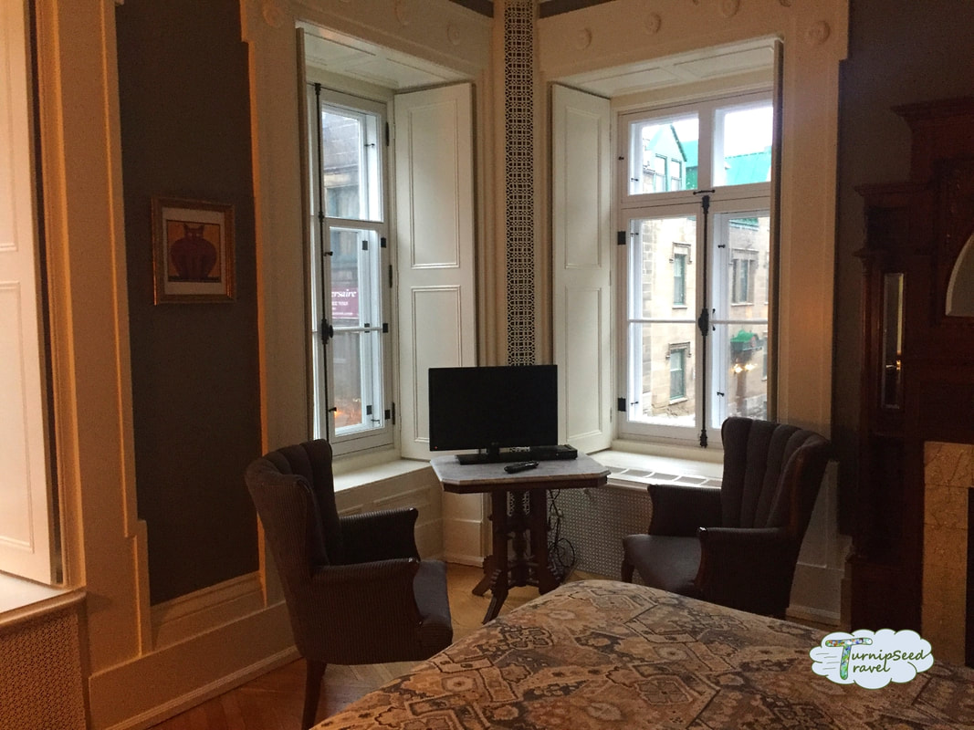 Quebec City bed and breakfast Hotel Maison du Fort review Picture