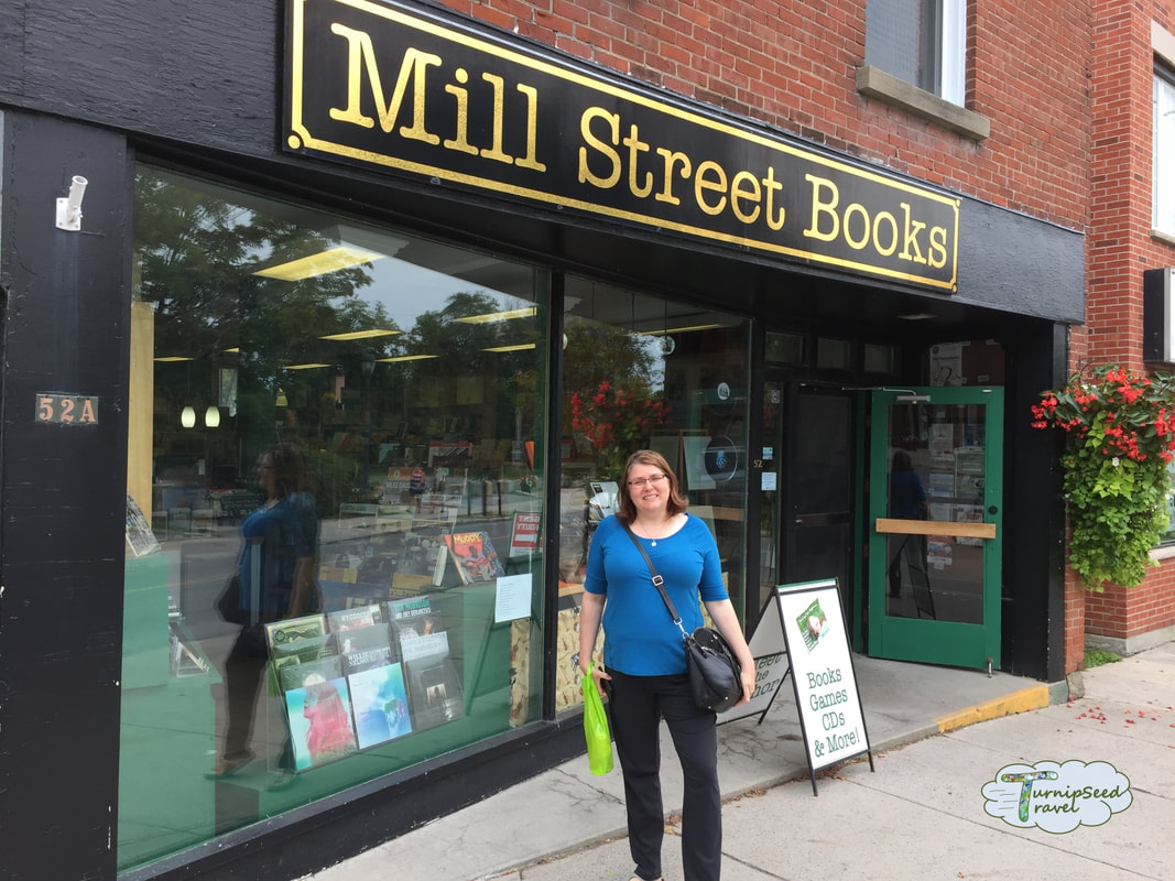 Mill Street Book Store Almonte Picture
