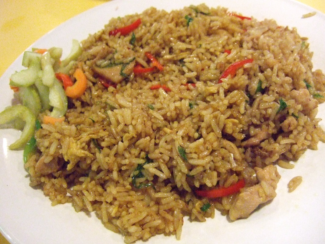 Fried rice Bali Picture