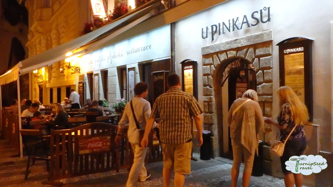 U Pinkasu Prague's Best Beer Tour Picture