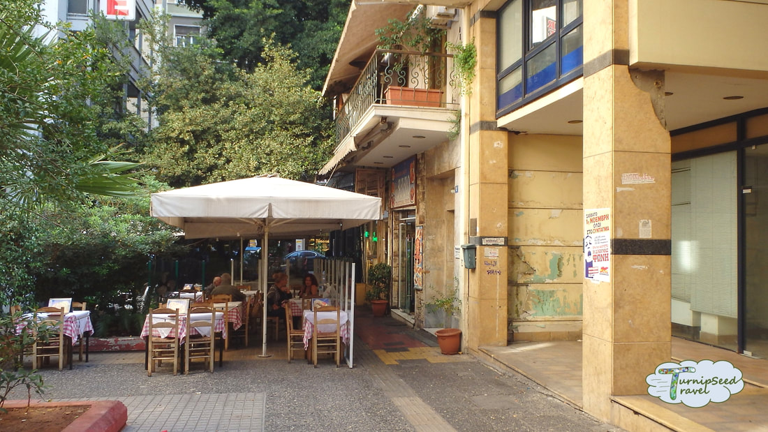Stani milk shop Athens to try Greek yogurt Picture
