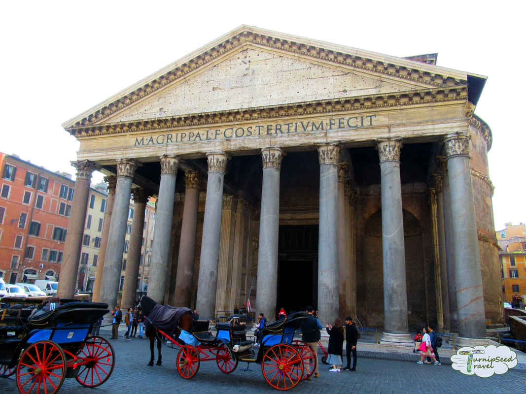 Pantheon guide: Visiting the Pantheon for the first time